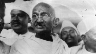 महात्मा गांधी, काँग्रेस, उजवी विचारसरणी, भारत