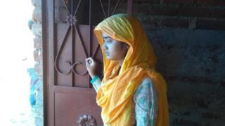Wife of Tabrez Ansari, Shaista Parveen