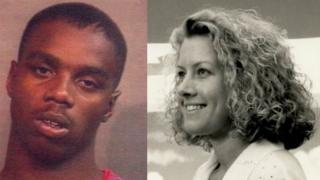 Robert Jones and Julie Stott in a composite image