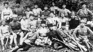 Azərbaycan Xalq Cümhuriyyətinin zabit və əsgərləri