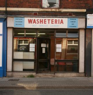 Wigan laundrette