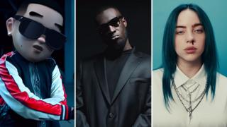 Daddy Yankee, Stormzy and Billie Eilish are YouTube's most-watched of 2019 thumbnail