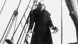 Vampir, Nosferatu