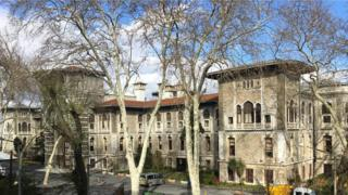 Istanbul Lisesi high school
