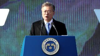 한국 문재인 대통령
