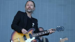 Radiohead's Thom Yorke tells of 'hard time' after ex-partner's death