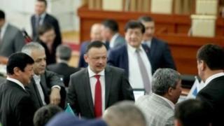 Qirg'iziston parlamenti
