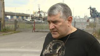 Captain Gennadi Kukvinov