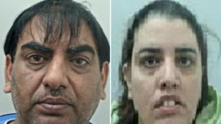 Muhammed Arif and Rukhsana Bibi,