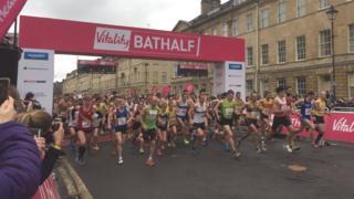 Bath Half 2017