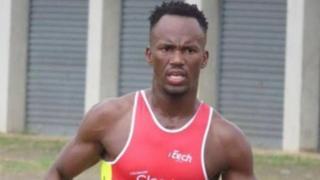 ورزشکار آفریقای جنوبی