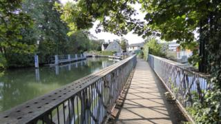 Osney Lock, Oxford