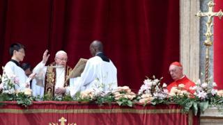 Vatikan, Paus