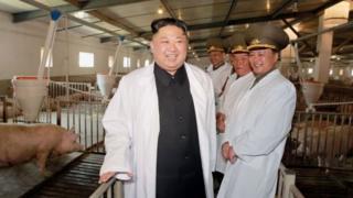 Кім Чен Ин заявив, що Північна Корея продовжуватиме запуски ракет