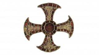 The Trumpington Cross, a 1300-year-old relic