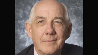 Highland councillor John Ford