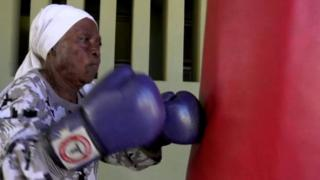 South African boxing