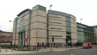 Laganside Courts in Belfast