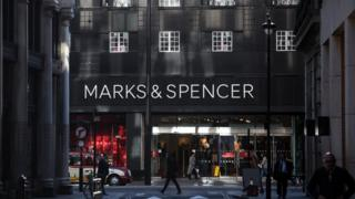 Магазин Marks & Spencer