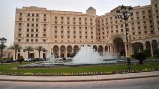 Ritz-Carlton (file photo)