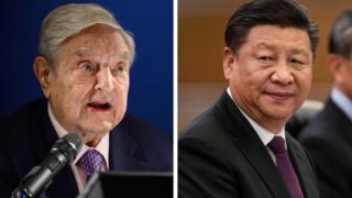 Mỹ, Trung Quốc, Tập Cận Bình, George Soros