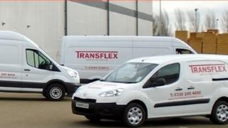 Transflex website screen grab