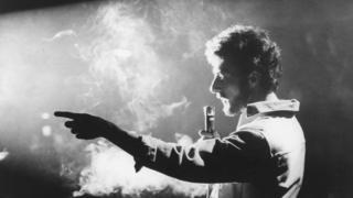 Dustin Hoffman as Lenny Bruce in the 1974 film Lenny