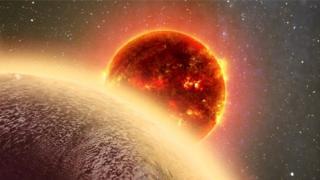 سیارے جی جے 1132 بی