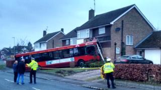 Wycombe Road Crash