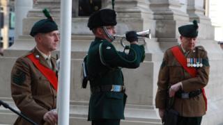 Remembrance event Belfast