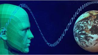 人脑和地球