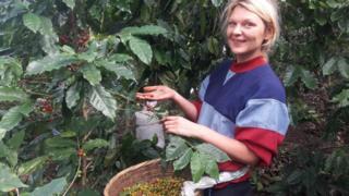 """""""Як я провела день на кавових плантаціях Нікарагуа"""""""
