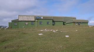 Aird Uig radar station
