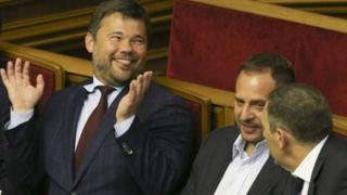 Андрій Богдан та Єрмак