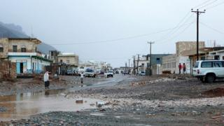 Hadibo, capital of Socotra