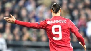 Après une déchirure des ligaments croisés fin avril en quart de finale retour d'Europa League contre Anderlecht, Ibrahimovic avait été opéré début mai à Pittsburgh.