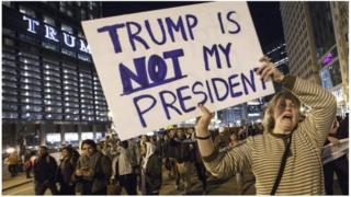 I New York abiyamiriza Trump bugarije ahari amazu ya Trump