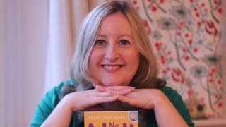 A photo of author Meleri Wyn James