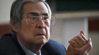 Аман Тулеев