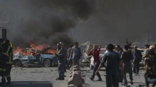 تلفات غیرنظامیان در افغانستان