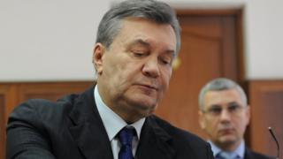 Віктор Янукович у суді в Ростові-на-Дону, 2016 рік