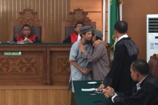 Terpidana pelaku bom Thamrin sangkal keterlibatan Aman Abdurrachman