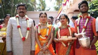 Indian costly marriage