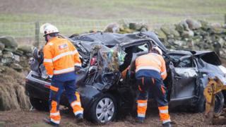 A92 crash