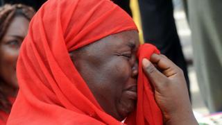 Mama of Chibok Girls