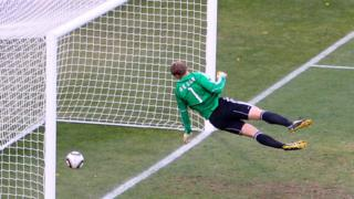 Frank Lampard ghost goal