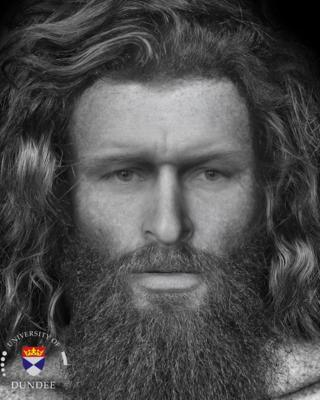 Pictish man