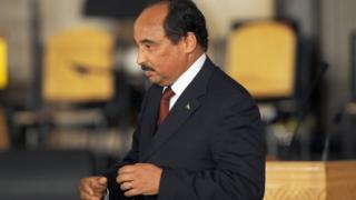 """Le président Mohamed Ould Abdel Aziz a institué cette réforme monétaire pour """"protéger le pouvoir d'achat du citoyen""""."""