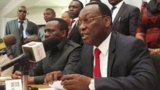 Viongozi wa vyama vya upinzani Tanzania