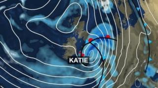 Storm Katie